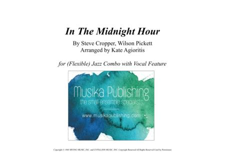 In The Midnight Hour - (Flexible) Jazz Combo Vocal Feature