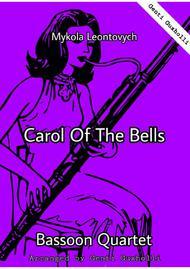 Carol Of The Bells (Bassoon Quartet)