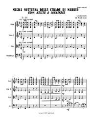 Boccherini Music from MASTER AND COMMANDER - String Trio (optional vln2/vla)