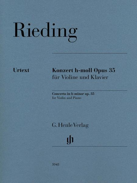 Violin Concerto in B Minor, Op. 35