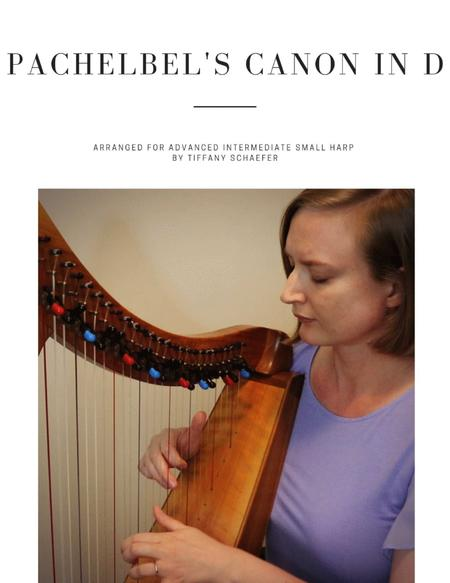 Pachelbel's Canon in D For Small Harp