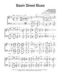 Basin Street Blues (F) (chorus pricing)