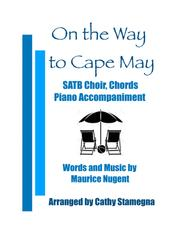 On The Way To Cape May, SATB
