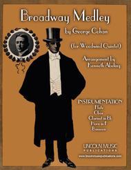 Broadway Medley (for Woodwind Quintet)
