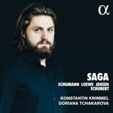 Konstantin Krimmel & Doriana Tchakarova: Saga - Lieder & Balladen
