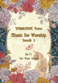 Music for Worship book.1 for organ, Op.71