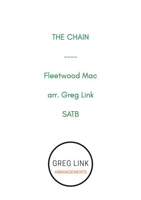 The Chain - Fleetwood Mac (SATB)