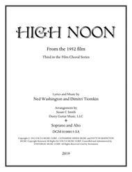 High Noon (Do Not Forsake Me) (SA)