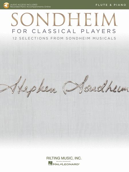 Sondheim for Classical Players