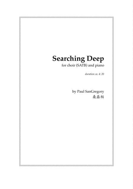 Searching Deep