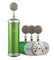 Bottle Mic Locker - Flagship Tube Microphone and Capsule Collection