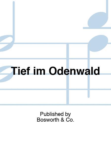 Tief im Odenwald