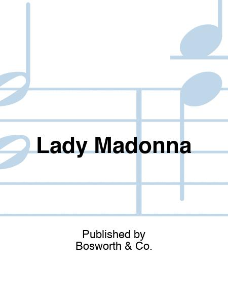 Lady Madonna Mannerchor