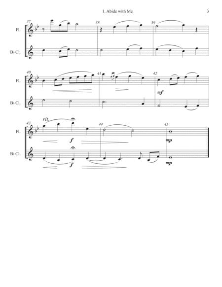 six hymn fantasies for flute and clarinet by various - digital sheet music  for score - download & print s0.635107 | sheet music plus  sheet music plus