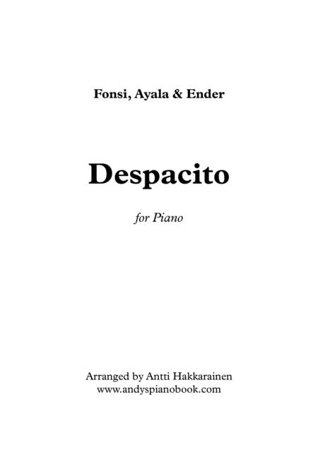 Despacito - Piano