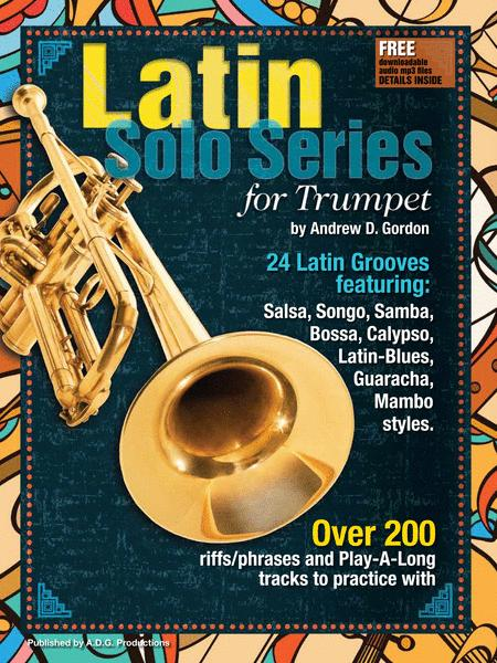 Latin Solo Series for Trumpet