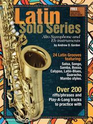 Latin Solo Series for Alto Sax and Eb instruments