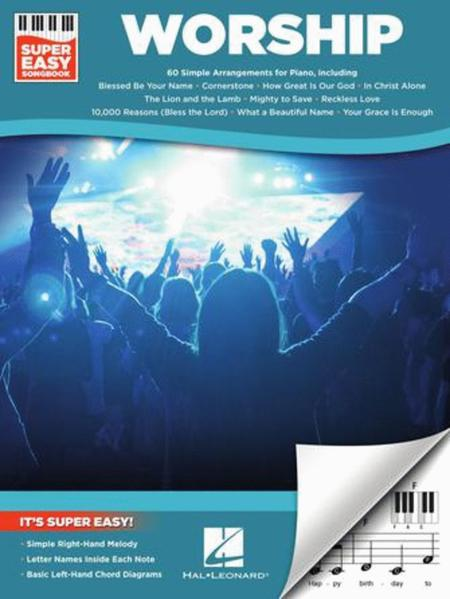 Worship - Super Easy Songbook