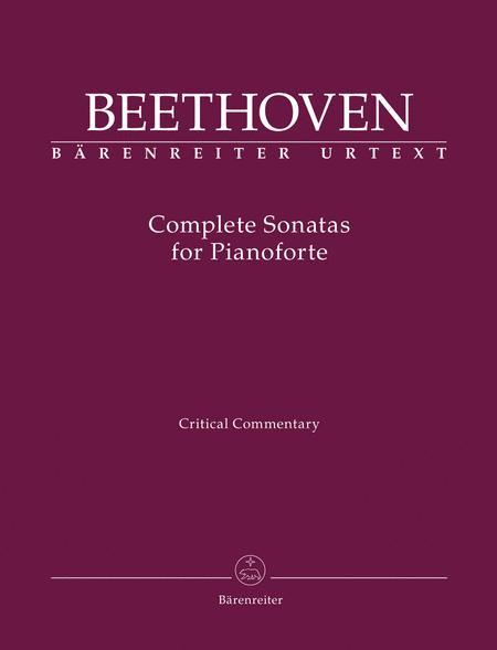Complete Sonatas for Pianoforte