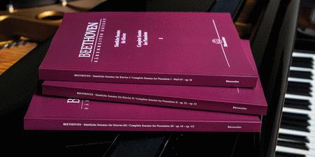 Complete Sonatas for Pianoforte I-III