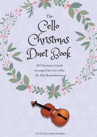 The Christmas Duet Book - 20 Christmas Carols For Two Cellos