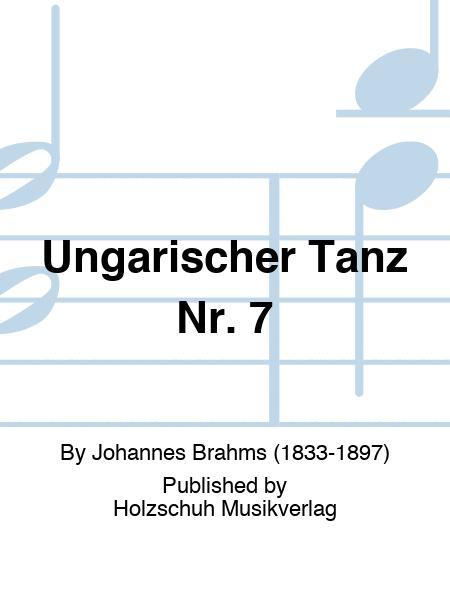 Ungarischer Tanz Nr. 7