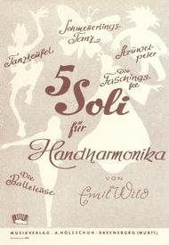 Funf Soli fur Handharmonika
