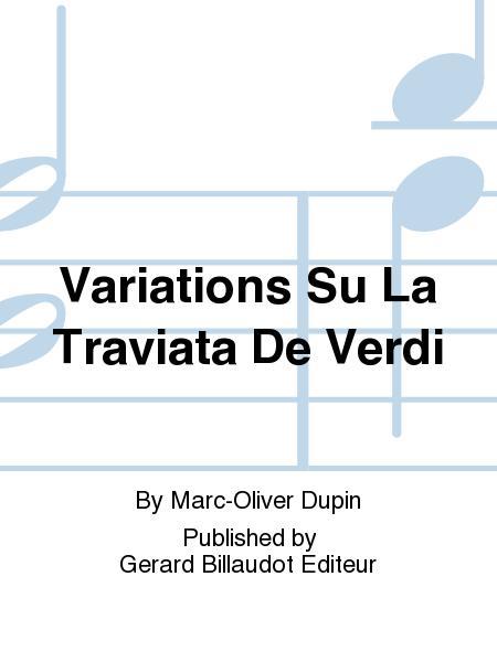 Variations su la Traviata de Verdi