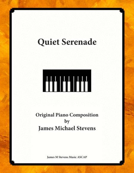 Quiet Serenade - Romantic Piano