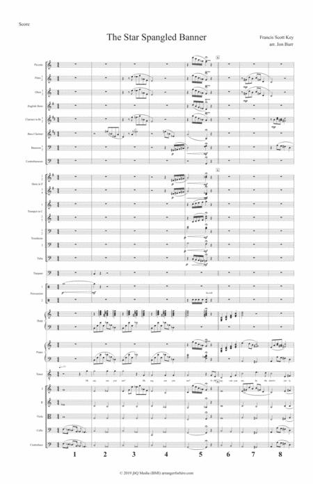 The Star Spangled Banner (Symphony Orchestra)