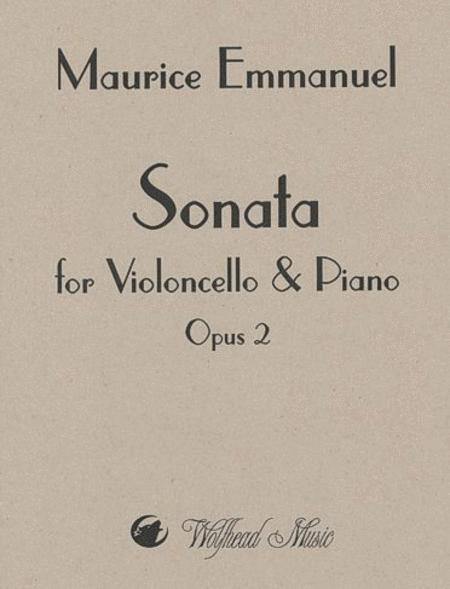 Sonata, op. 2