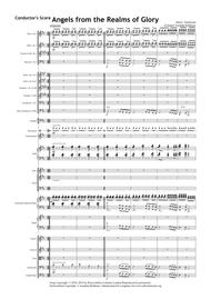 Angels from the Realms of Glory – Full Orchestra and SATB Choir