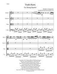 Lizzo - Truth Hurts String Quartet