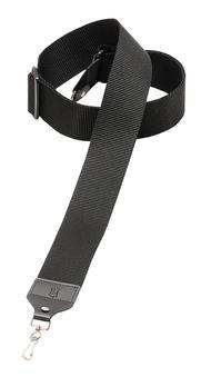 Soft-Hand Polypropylene Banjo Strap - Black