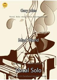 Mad World (Piano + Vocal)