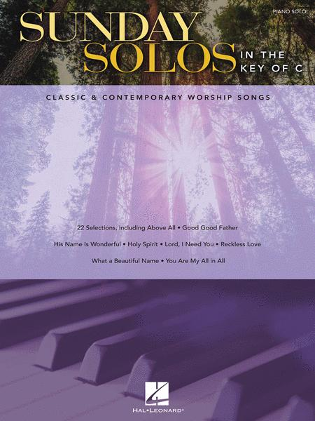 Sunday Solos in the Key of C