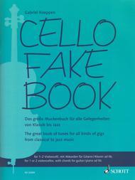 Cello Fake Book