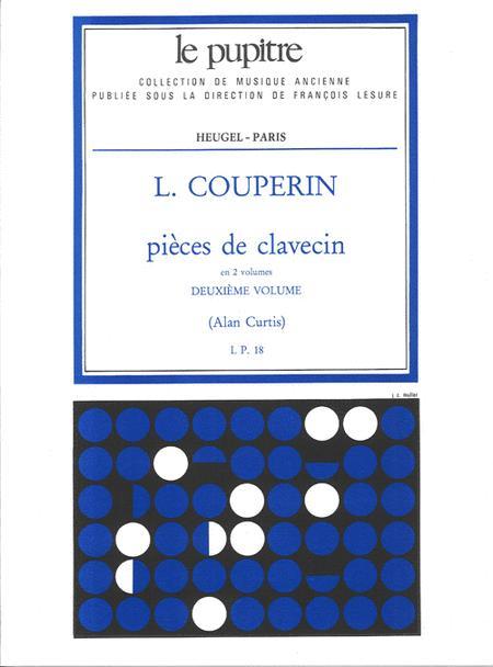 Pieces de Clavecin Vol.2