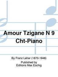 Amour Tzigane N 9 Cht-Piano
