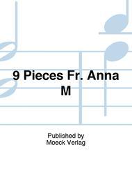 9 Pieces Fr. Anna M