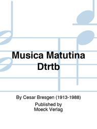 Musica Matutina Dtrtb