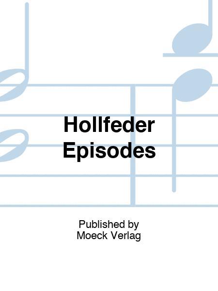 Hollfeder Episodes