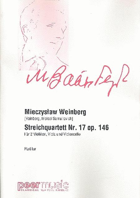Streichquartett Nr 17 Opus 146