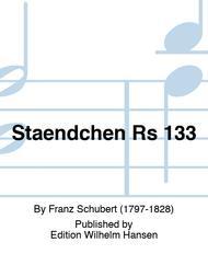 Staendchen Rs 133