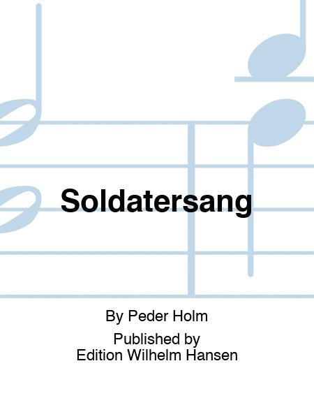 Soldatersang