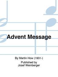 Advent Message