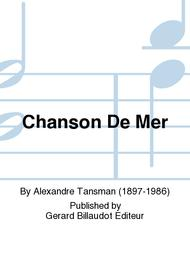 Chanson De Mer