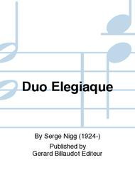 Duo Elegiaque