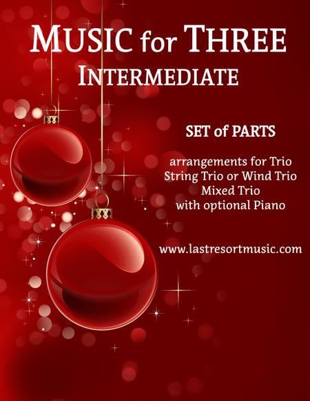 Gesù Bambino for String or Piano Trio (or Wind Trio or Mixed Trio)