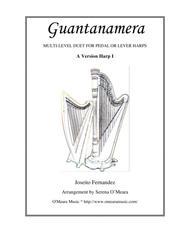 Guantanamera, A-Version, Harp I